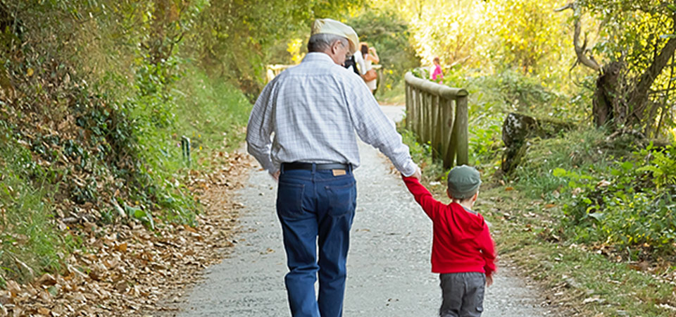 Do I have a right to see my grandchild?