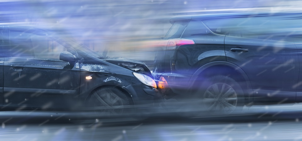 Five key things to do if you are involved in a road traffic accident