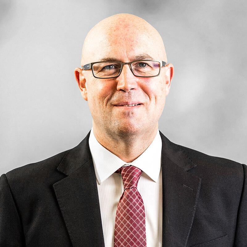 John Colvin, Senior Associate Solicitor