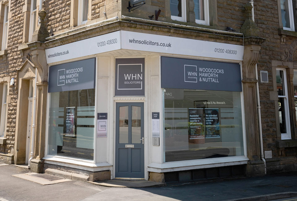 WHN Solicitors Clitheroe